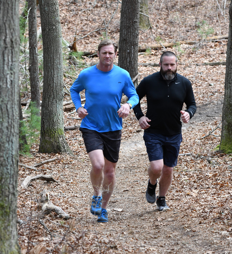 trail running at JULUKA Fitness