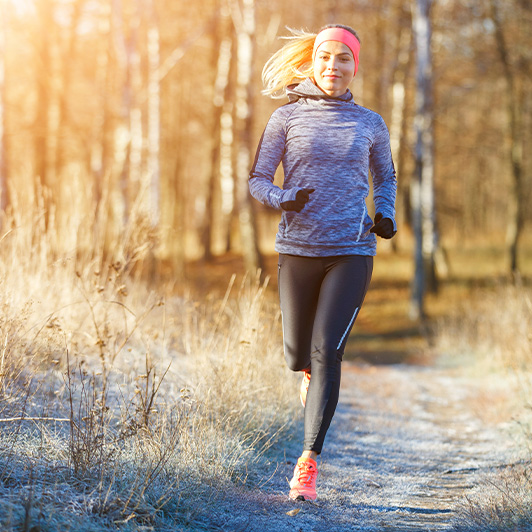 Contact JULUA Fitness for trail running activities